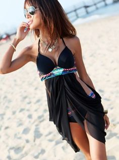 Beach Bound Dresses + Cover-ups