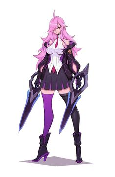 The Battle Academia skins are live Heres the concept art for Katarina leagueoflegends Lol League Of Legends, Katarina League Of Legends, Character Creation, Character Concept, Character Art, Concept Art, Fantasy Characters, Female Characters, Anime Characters