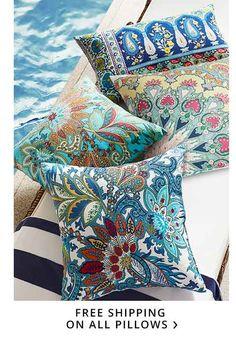 Pillows Free Ship