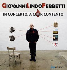 """Giovanni+Lindo+Ferretti+in+""""A+cuor+Contento""""+all'Eremo+Club"""