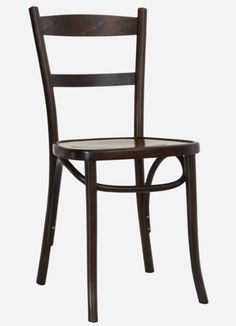 A bentwood open armchair with thonet poland pressed seat for Bar madera brescia