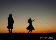 Silhouettes at Lake Grapevine Grapevine Photographer Flower Mound Photographer Sunsets Silhouettes