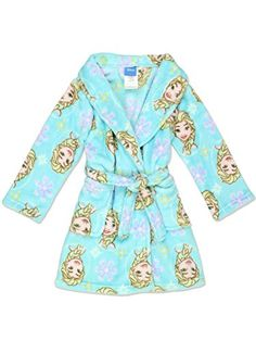 Toddler//Little Boys//Big Boys Only Boys Plush Solid Fleece Robe with Character Hood