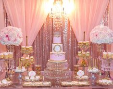 ✨Lyanna's Sweet XVI ✨ . Event Design & Styling Cake by Sweets by Photography by Flowers by Cake stands Acrylic name cutout Sweet 16 Party Decorations, Sweet 16 Themes, Quince Decorations, Sweet 16 Centerpieces, Paris Themed Birthday Party, Birthday Party For Teens, Sweet 16 Birthday, Geek Birthday, Birthday Cakes