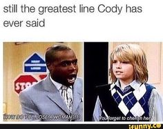 33 new Ideas for funny disney channel memes posts Memes Humor, Funny Memes, Funny Quotes, Funny Shit, The Funny, Funny Stuff, Funny Things, Sprouse Bros, Old Disney Channel