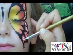 This is one of the first face painting videos that I watched that inspired me to start my face painting company.
