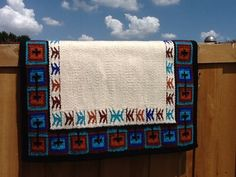 G 70 Yucca Saddle Blanket