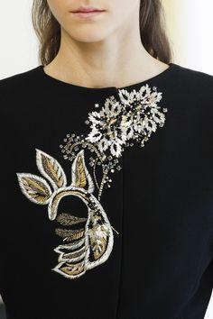 Christian Dior Autumn/Winter 2016 Couture Details | British Vogue