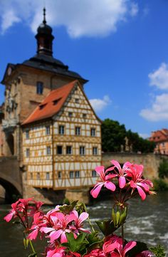 A stroll through Bamberg's Old Town, Germany