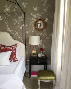 The Dauphine Suite by Paloma Contreras at the Southern Style Now Showhouse | La Dolce Vita