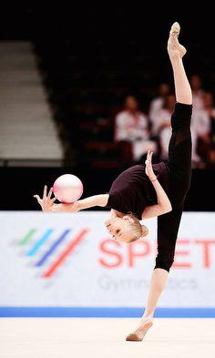 Rhythmic Gymnastics | Ball