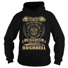 BUSHNELL Last Name, Surname T-Shirt