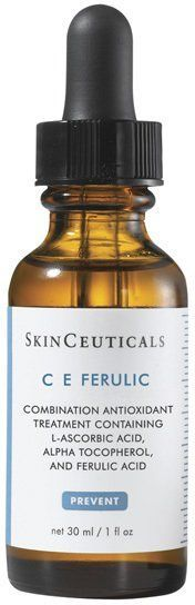 Pin for Later: 11 Preventative Antiaging Treatments For Women in Their 20s SkinCeuticals C + E Ferulic A beauty editor favorite, the SkinCeuticals C + E Ferulic  ($162) protects you from sun damage while making you look like you just got a facial.