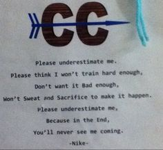 XC ❤ that should be our shirts for this year!!!!