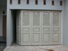 Sukabumi, Back To Home, Home Projects, Canopy, Garage Doors, House Design, Outdoor Decor, Model, Interior