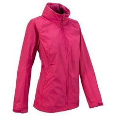 Arpenaz 100 Rain L Jacket Mujeres Deportistas d4df882243e5d