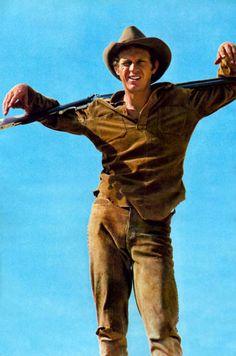 Steve McQueen as 'Nevada Smith'
