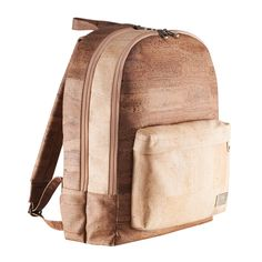 Kork Rucksack «Massive» von Montado online kaufen in der Schweiz Vegan Doc Martens, Vegan Fashion, Fashion Backpack, Fashion Accessories, Backpacks, Wool, Bags, Vegan Products, Personal Style