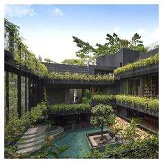 Chang Architects - Cornwall Gardens Residence [Singapore, 2014]