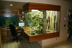 I would love this office space!