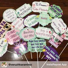 carteles habladores para baby shower - Buscar con Google