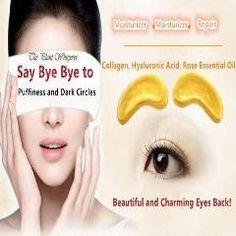 Beauty & Health 1 Box Black Pearl Gel Eyes Mask Collagen Eye Mask Dark Circle Eyelid Anti-wrinkle Moisture Patch Mask Eye Bag Eye Care Hot Sale Large Assortment