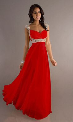 4677758c5b4c Long Chiffon Cap Sleeve Formal Prom Dresses Party Bridesmaid Evening Gowns  6-16 Sleeve