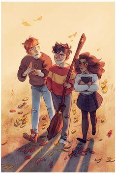 Arte Do Harry Potter, Harry Potter Artwork, Harry Potter Drawings, Harry Potter Tumblr, Harry Potter Anime, Harry Potter Pictures, Harry Potter Wallpaper, Harry Potter Fan Art, Harry Potter Universal
