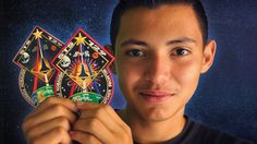Carlitos, a Compassion-assisted boy in El Salvador, escaped a dangerous situation last year and was able to watch his sponsor — astronaut Barry Wilmore — take off into space.