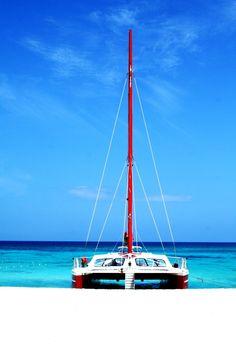 Sailboat, Montego Bay Jamaica