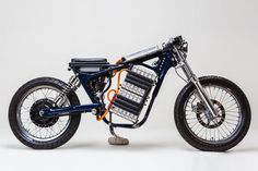 CUSTOM ELECTRIC MOTORCYCLES BY NIGHTSHIFT BIKES