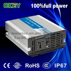 110.48$  Watch now - popular product in Europe with selectable socket 1000w pure sine wave inverter 24 volt to 220 volt dc-ac off gird inverter  #SHOPPING