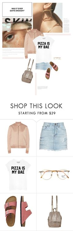 """""""""""Temper us in fire, and we grow stronger. When we suffer, we survive."""" -Cassandra Clare, City of Heavenly Fire"""" by are-you-with-me ❤ liked on Polyvore featuring Hermès, T By Alexander Wang, Yves Saint Laurent, Persol, TravelSmith and Jérôme Dreyfuss"""