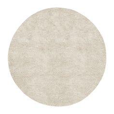Hand-woven Holley New Zealand Felted Wool Shag Area Rug (10' Round)