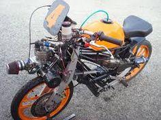 moteur solex course