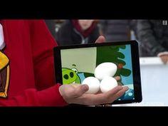 iPad Zauberer Simon Pierro Liveauftritt [subtitled] - YouTube