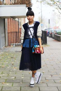 #streetstyle by Susie Lau
