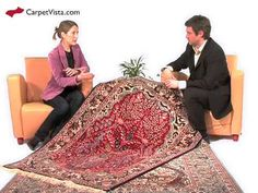 Isfahan carpets are very exclusive and beautiful carpets from Iran, find out more here.