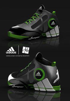 Adidas basketball >> Looks like a god damn robots