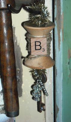 Wooden spool craft wooden apple core spool craft ideas for Large wooden spool crafts ideas