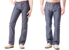 Jeans selber nähen - Gratis Schnittmuster für Damen und Herren ❤ PDF zum Ausdrucken ❤ Schnittmuster ❤ Freebock ✂ Jetzt Nähtalente.de besuchen ✂