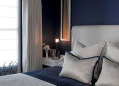 Bayswater Family Home - Bedroom Detail - Interior Design by Intarya – Interior Design by Intarya