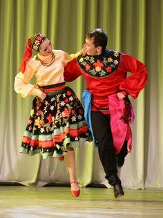 Tribal.by Русские народные танцы - Russian folk dances