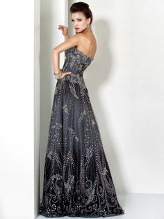 Jovani evening dress 3677 simplicity