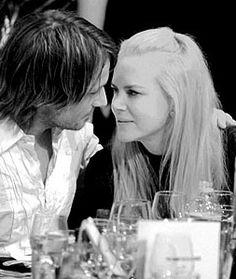 Nicole Kidman & hubby Keith Urban  -  The Look Of Love