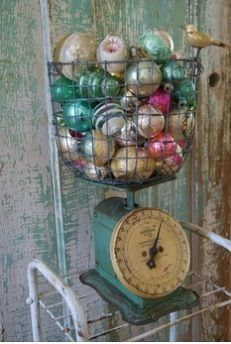 Baubles - a decoration the Christmas tree loves best -