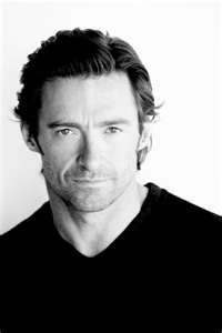 Hugh Jackman...looks different in every pic you see of him...gorgeous in every one! :)