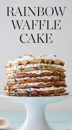 We whipped up this gorgeous layer cake in less than an hour. It's our new go-to for birthdays, anniversaries and when we just really, really want cake. — via @PureWow