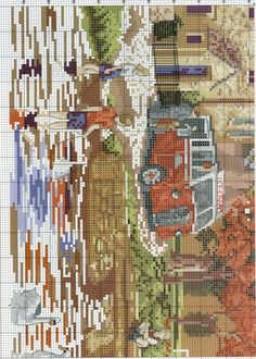 (1) Gallery.ru / Фото #9 - Cross Stitch Collection 147 август 2007 - tymannost
