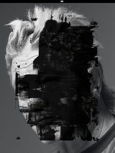 M/Mink campaign for Byredo Perfumes, by M/M Paris (graphic design) and Inez van Lamsweerde and Vinoodh Matadin.